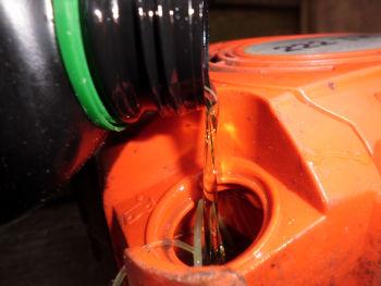 Kettenhaftöl Kettensäge