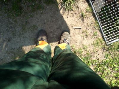 Schnittschutzhose Kettensäge