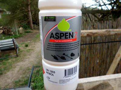Sonderkraftstoff ASPEN 2