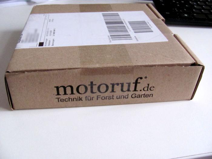 Motoruf Bestellung