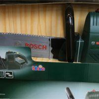 Bosch Spielzeug Kettensäge