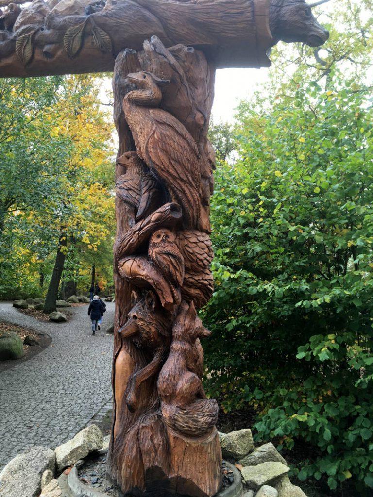 Holzkunst Hexentanzplatz